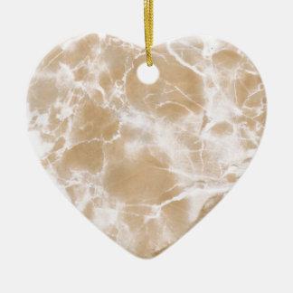 Marble Dream Ceramic Ornament