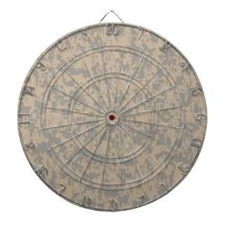 Marble Efect Grunge Background Dartboard