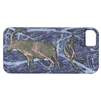 Marble effect  Kalahari Bushmen IPhone case
