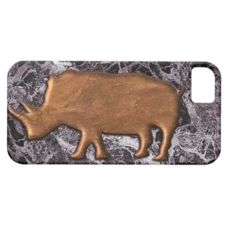 Marble effect White Rhino Iphone case. iPhone 5 Covers