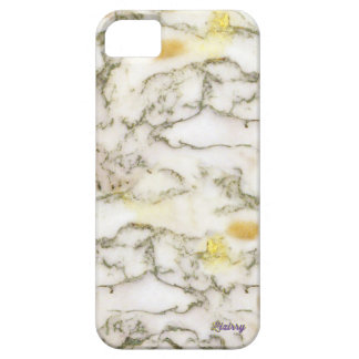 marble & gold case for the iPhone 5