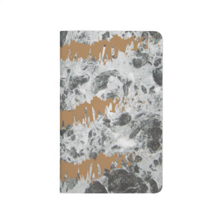 Marble&gold Journal