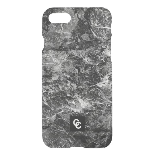 MARBLE GRAY OPAQUE iPhone 7 CASE
