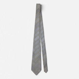Marble- herringbone tiles tie