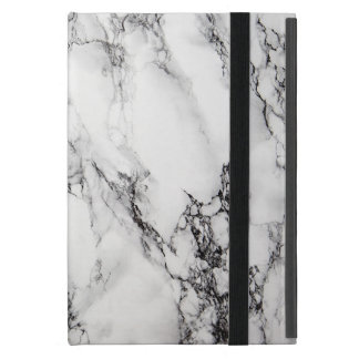 Marble iPad Mini Case with No Kickstand!
