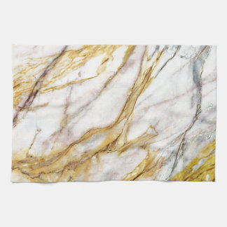 Marble Kitchen Towel