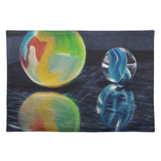 Marble Light Placemat
