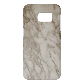 Marble Look Barely There Samsung Galaxy S7 Case