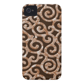Marble Look Blackberry Bold 9700/9780 Case iPhone 4 Case-Mate Cases