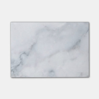 Marble Look Post-it Notes