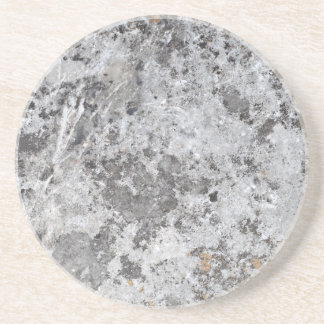 Marble mold texture coaster
