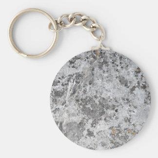 Marble mold texture keychain