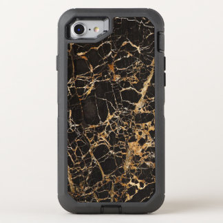 Marble OtterBox Defender iPhone 8/7 Case