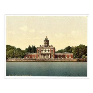 Marble Palace, Potsdam, Berlin, Germany magnificen Postcard