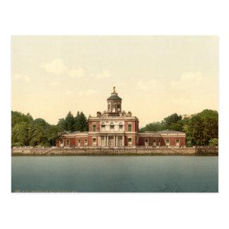 Marble Palace, Potsdam, Berlin, Germany Postcard