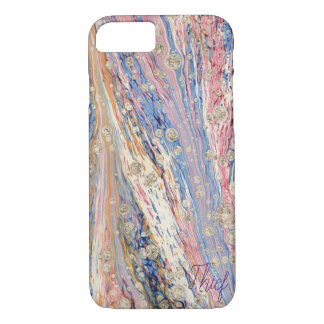 Marble Paper iPhone 8/7 Case