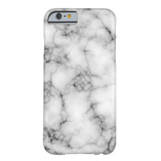 Marble Pattern Barely There iPhone 6 Case