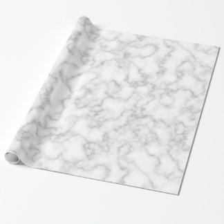 Marble Pattern Gray White Marbled Stone Background