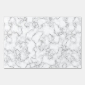Marble Pattern Gray White Marbled Stone Background Sign