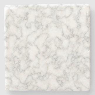 Marble Pattern Gray White Marbled Stone Background Stone Coaster