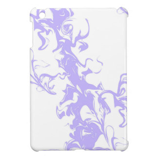 Marble pattern iPad mini cover