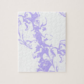 Marble pattern jigsaw puzzle