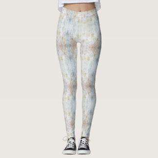 Marble Pattern Leggings