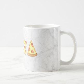 Marble 'Pizza' Mug