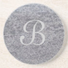 Marble Series--Grey coaster--1 of Many Colours Coaster