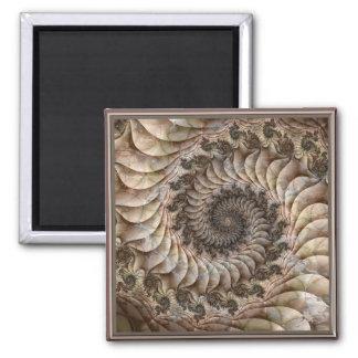 Marble Spiral Magnet