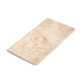 Marble Stone Abstract Art Pocket Journal