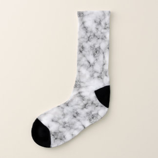 Marble Stone All-Over-Print Socks 1