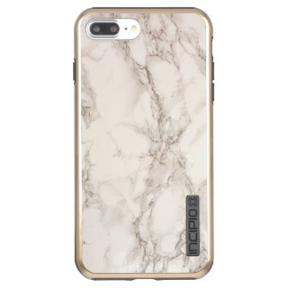 Marble Stone Incipio DualPro Shine iPhone 7 Plus Case