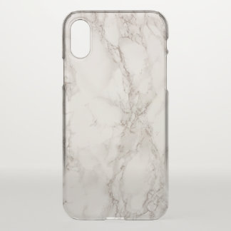 Marble Stone iPhone X Case