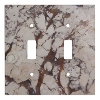 Marble Stone Pattern Light Switch Cover