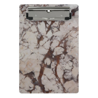 Marble Stone Pattern Mini Clipboard