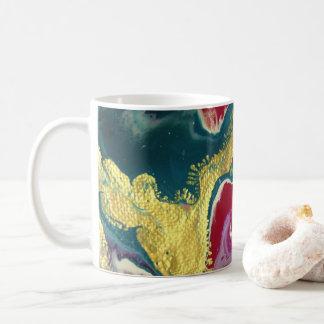 Marble Swirl Coffee Mug