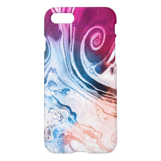 Marble Swirl iPhone 7 Case