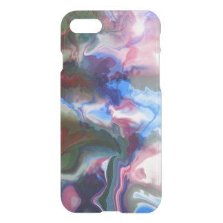 Marble Swirl Texture iPhone 7 Case