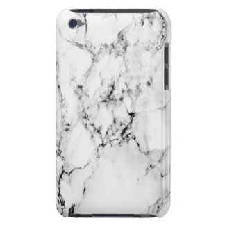 Marble texture iPod touch cover