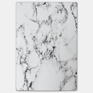Marble texture post-it notes