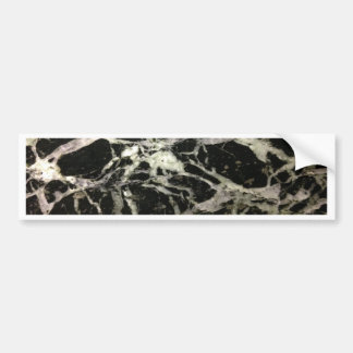 Marble - Verde Mare Bumper Sticker