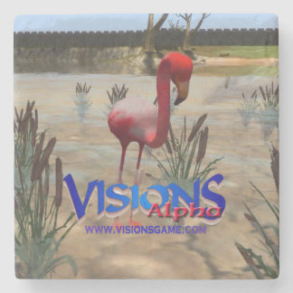 MARBLE Visions Drink Coaster
