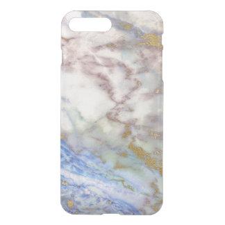 Marble White Blue Pink Rose Gold Brush Ocean iPhone 7 Plus Case