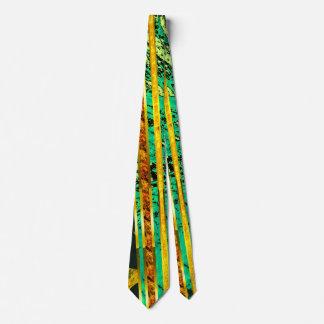 Marbled and Jade design. Tie