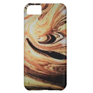 Marbled Chocolate Phone Case