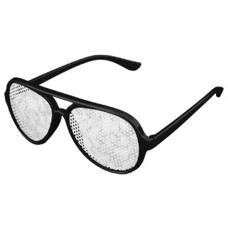 Marbled Gray White Marble Stone Pattern Background Aviator Sunglasses