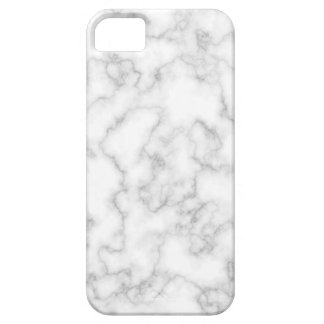 Marbled Gray White Marble Stone Pattern Background Case For The iPhone 5