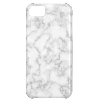 Marbled Gray White Marble Stone Pattern Background iPhone 5C Cover