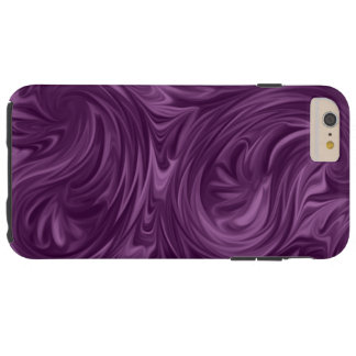 Marbled, Paisley, Phone Case